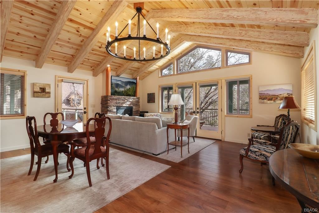 Photo of 39517 Cline Miller Place, Fawnskin, CA 92333 (MLS # 32000730)