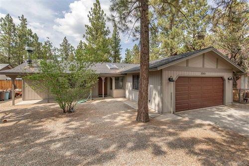 Photo of 2265 Mahogany Lane, Big Bear City, CA 92314 (MLS # 32106746)