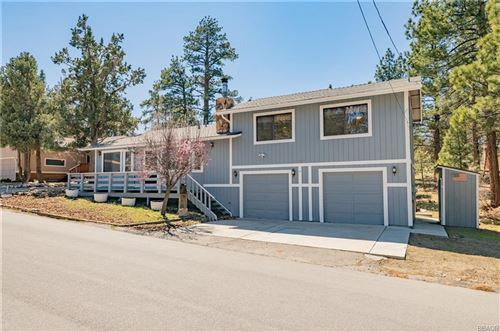 Photo of 341 Downey Drive, Big Bear City, CA 92314 (MLS # 32102752)