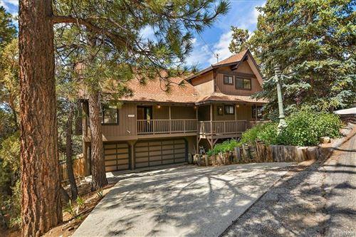 Photo of 1157 Green Mountain Drive, Big Bear City, CA 92314 (MLS # 32106760)