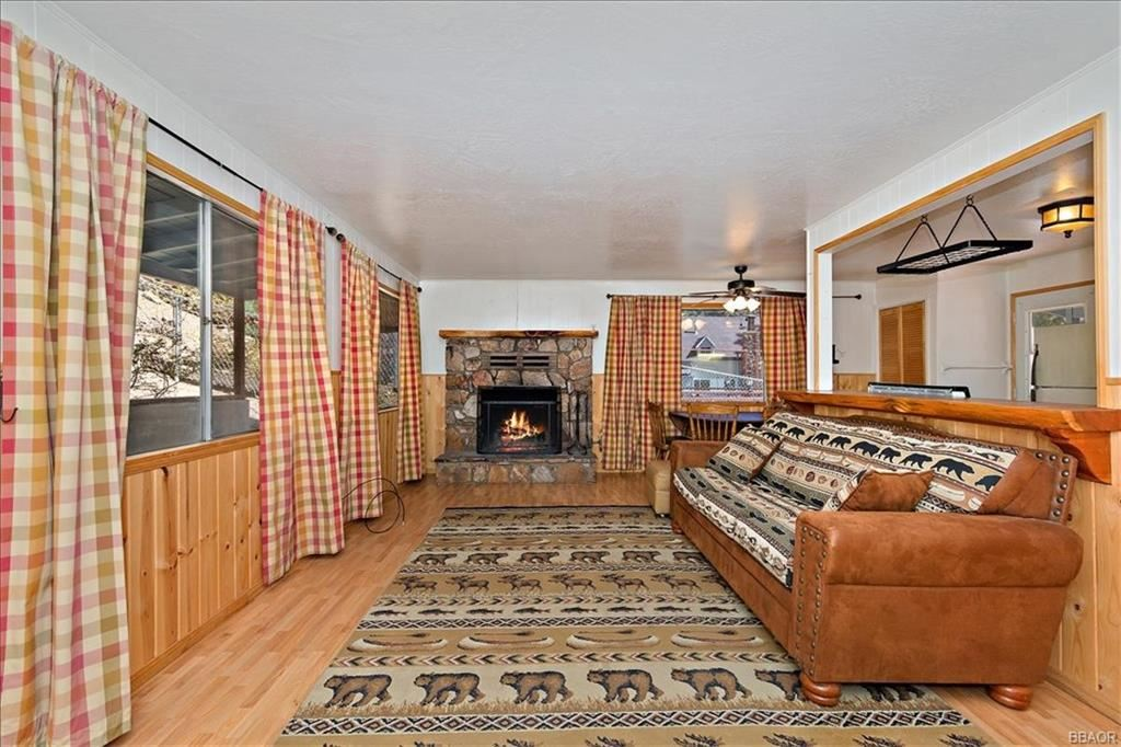 Photo of 39243 Cedar Dell Road, Fawnskin, CA 92333 (MLS # 32002765)