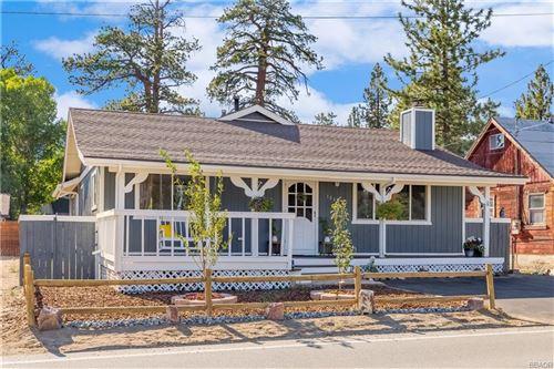 Photo of 1066 Paradise Way, Big Bear City, CA 92314 (MLS # 32002772)