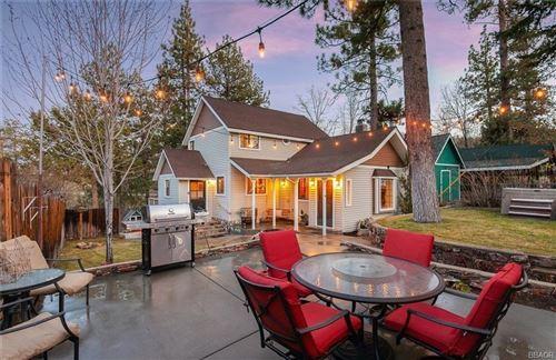 Photo of 667 Talmadge Road, Big Bear Lake, CA 92315 (MLS # 32002775)