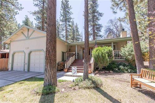 Photo of 1230 Constellation Drive, Big Bear Lake, CA 92315 (MLS # 32102781)