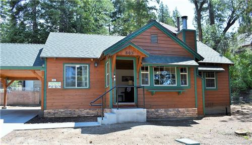 Photo of 803 Silver Tip Drive, Big Bear Lake, CA 92315 (MLS # 32002782)