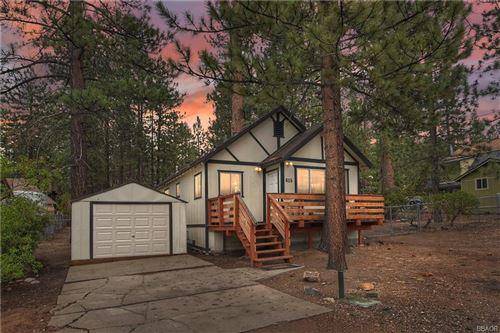 Photo of 615 Marin Road, Big Bear Lake, CA 92315 (MLS # 32106783)