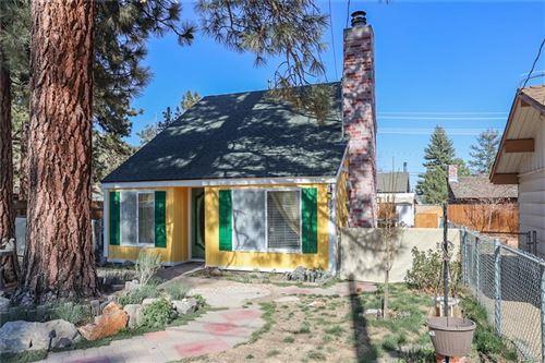 Photo of 1085 Pan Springs Lane, Big Bear City, CA 92314 (MLS # 32102832)