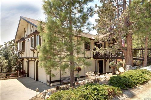 Photo of 1159 Green Mountain Drive, Big Bear City, CA 92314 (MLS # 32102833)