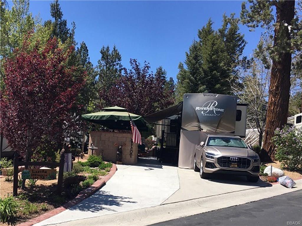 Photo of 40751 North Shore Ln Lot 73, Fawnskin, CA 92333 (MLS # 32001848)
