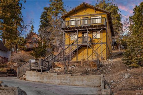 Photo of 43220 Moonridge Road, Big Bear Lake, CA 92315 (MLS # 32003856)