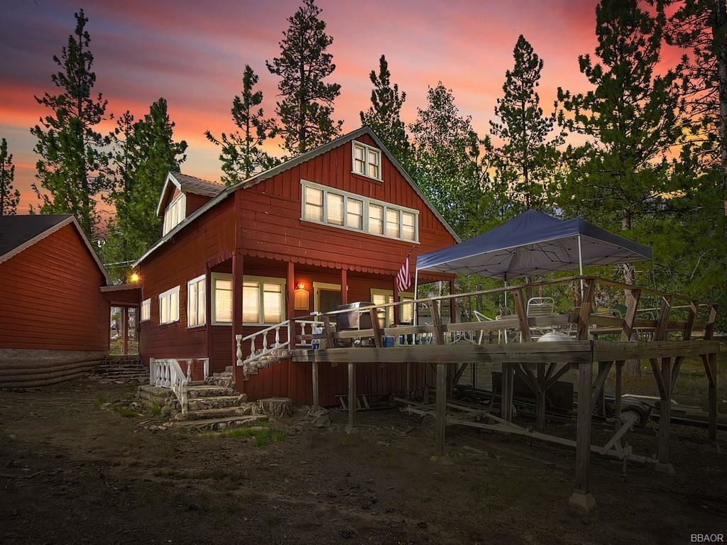 Photo of 430 Gibralter Road, Big Bear Lake, CA 92315 (MLS # 32003869)