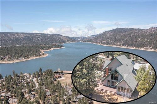 Photo of 39411 Point Road, Big Bear Lake, CA 92315 (MLS # 32102871)