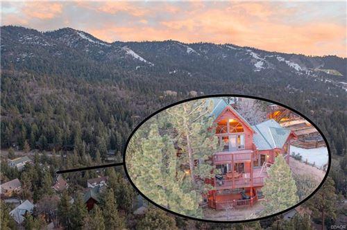 Photo of 43814 Canyon Crest Drive, Big Bear Lake, CA 92315 (MLS # 32102873)