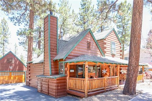 Photo of 649 Irving Way, Big Bear City, CA 92314 (MLS # 32102877)