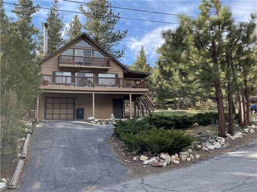 Photo of 1145 Eagle Mountain Drive, Big Bear City, CA 92314 (MLS # 32102891)