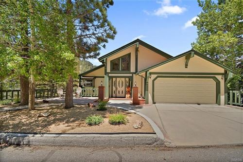 Photo of 609 Cove Drive, Big Bear Lake, CA 92315 (MLS # 31904901)