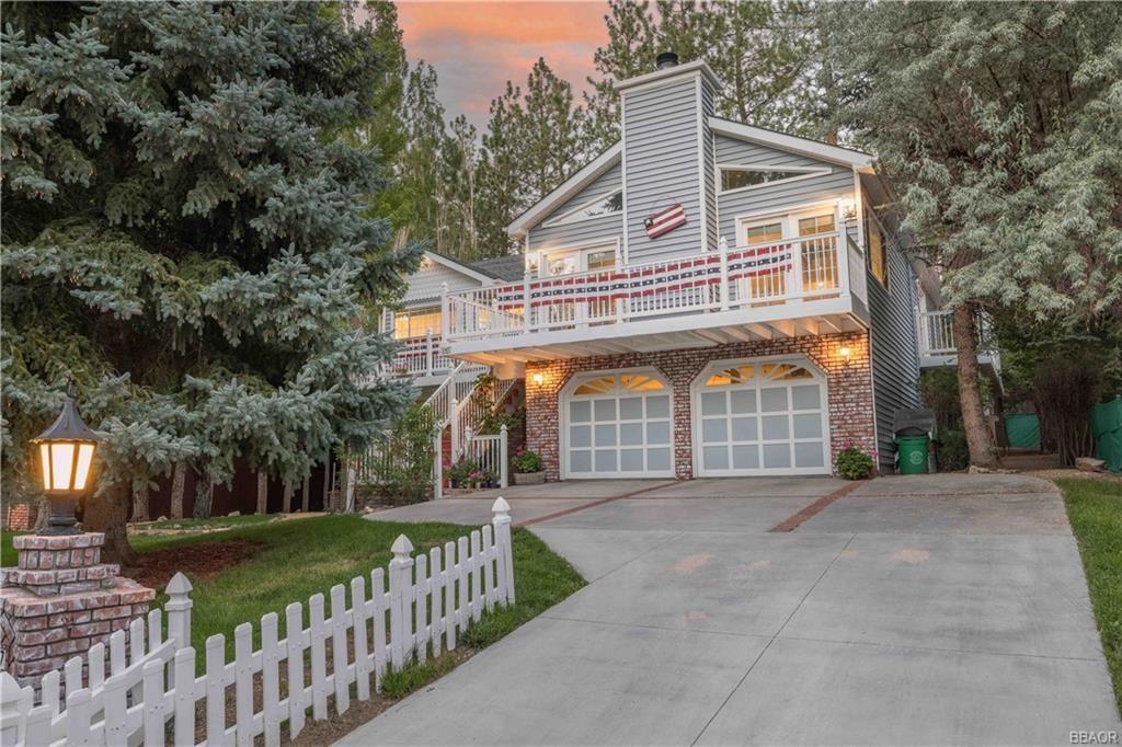 Photo of 247 Crystal Lake Road, Big Bear Lake, CA 92315 (MLS # 32106904)