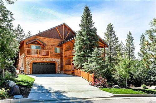 Photo of 864 Great Spirits Way, Big Bear Lake, CA 92315 (MLS # 32003907)