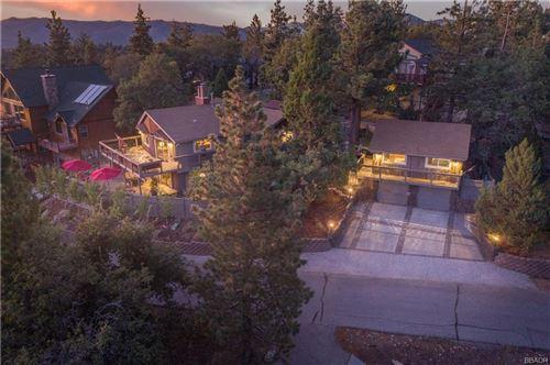 Photo of 43606 San Pasqual Drive, Big Bear Lake, CA 92315 (MLS # 31907909)