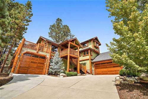 Photo of 224 Echo Hill, Big Bear Lake, CA 92315 (MLS # 32003920)