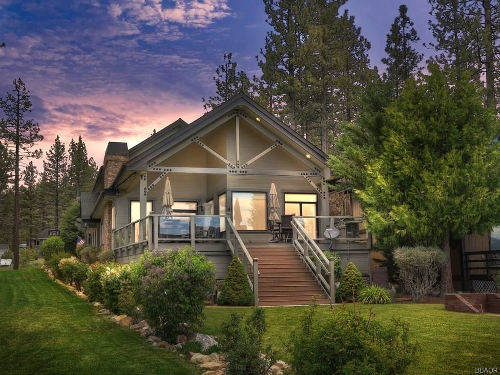 Photo of 40065 North Shore Drive, Fawnskin, CA 92333 (MLS # 32001939)