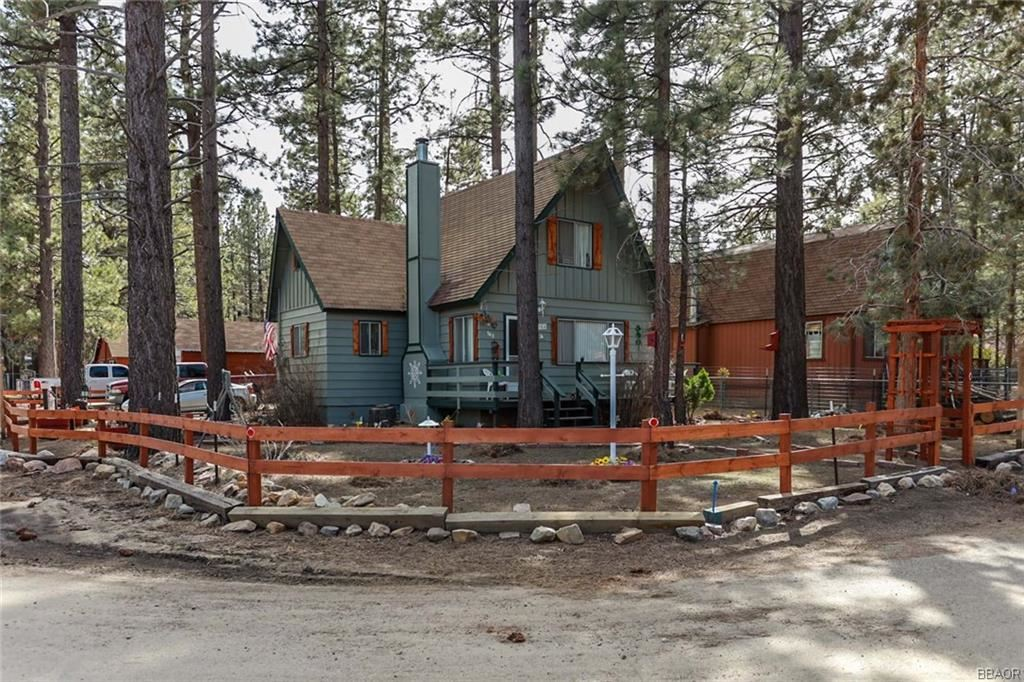Photo of 840 E Mountain View Boulevard, Big Bear City, CA 92314 (MLS # 32001956)