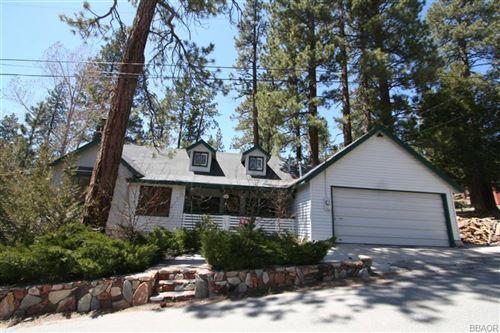 Photo of 1290 Brookside Lane, Fawnskin, CA 92333 (MLS # 32003960)