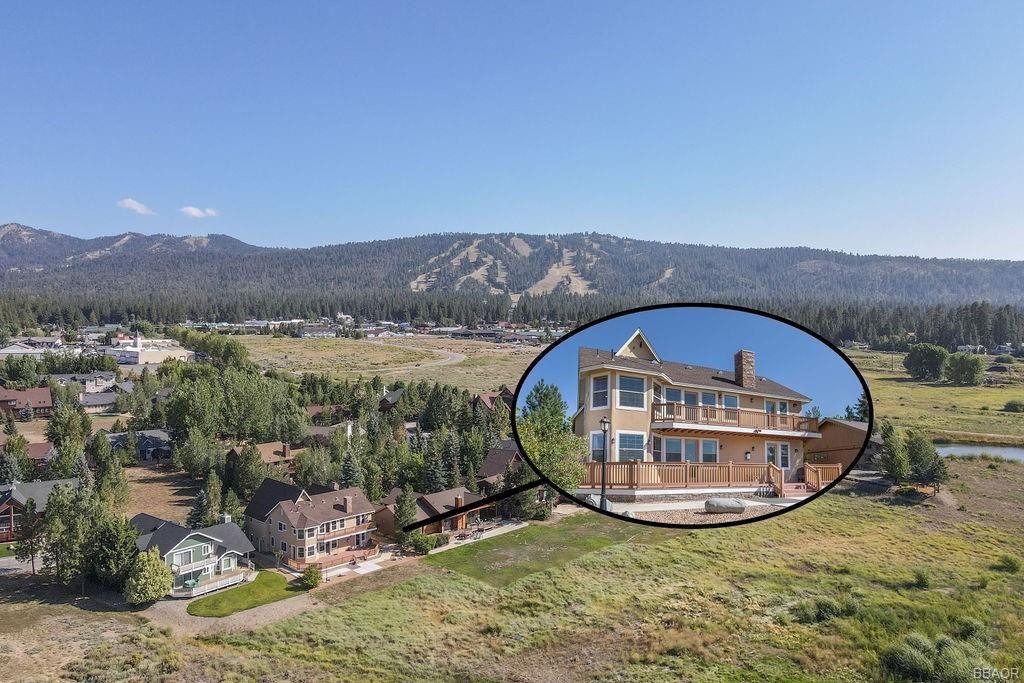 Photo of 370 Meadow Circle N, Big Bear Lake, CA 92315 (MLS # 32106967)