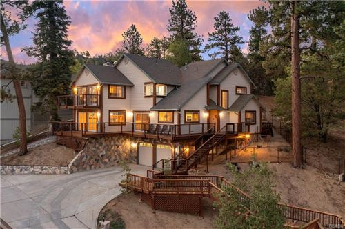 Photo of 881 Paine Road, Big Bear Lake, CA 92315 (MLS # 32106974)