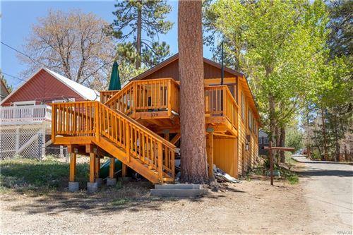 Photo of 579 Vista Lane, Big Bear Lake, CA 92315 (MLS # 32103984)