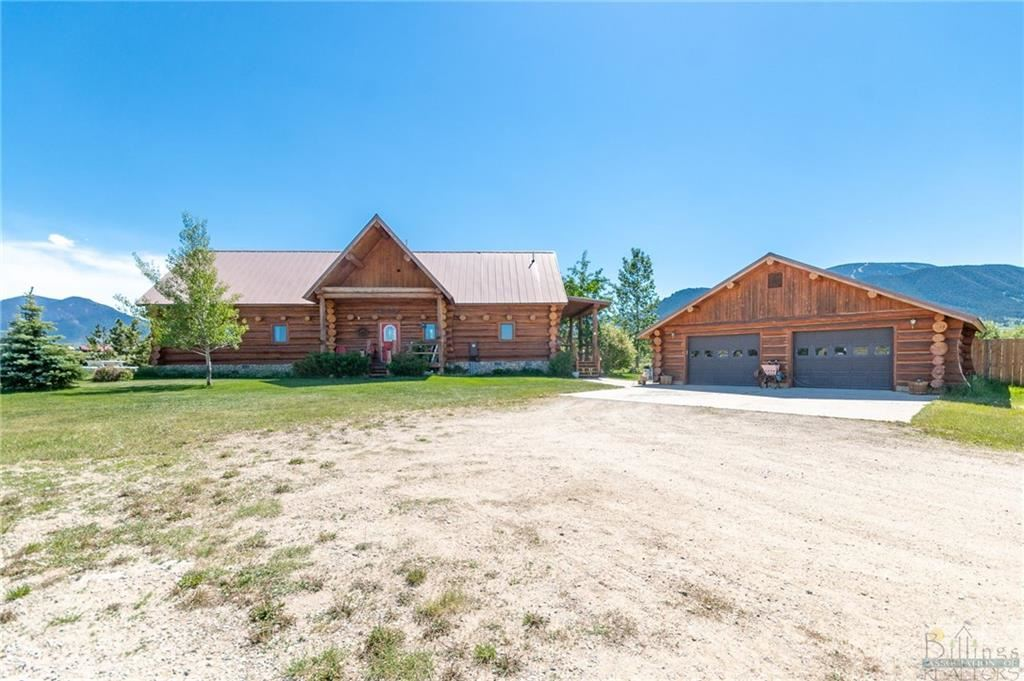 Photo of 37 Fox Road, Red Lodge, MT 59068 (MLS # 315042)
