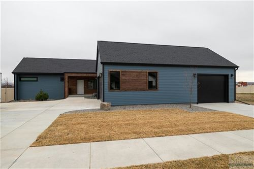Photo of 4626 Silver Creek Trail, Billings, MT 59106 (MLS # 317091)