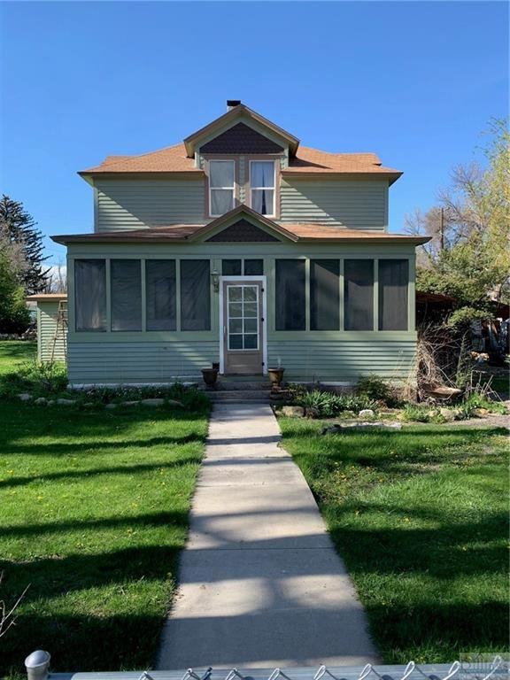 Photo of 209 W River, Fromberg, MT 59029 (MLS # 318206)