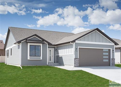 Photo of 3118 FALCON CIRCLE, Billings, MT 59106 (MLS # 317259)