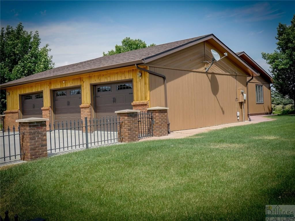 Photo of 1204 2nd St East, Roundup, MT 59072 (MLS # 321388)