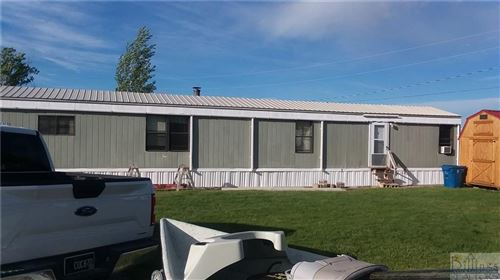 Photo of 130 A STREET, Fort Smith, MT 59035 (MLS # 317496)