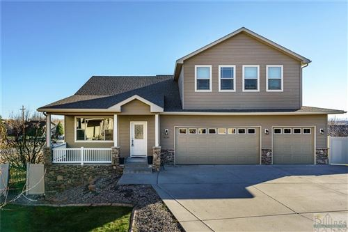 Photo of 6210 GRAY HAWK COURT, Billings, MT 59106 (MLS # 314620)