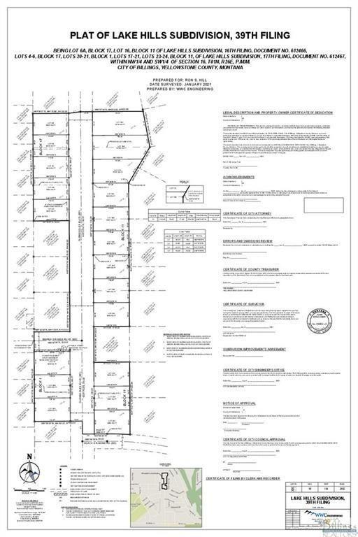 Photo of 2059 Gleneagles BOULEVARD, Billings, MT 59105 (MLS # 321810)