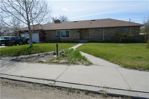 Photo of 519 Elliott Ave Hysham Mt, Hysham, MT 59038 (MLS # 302872)