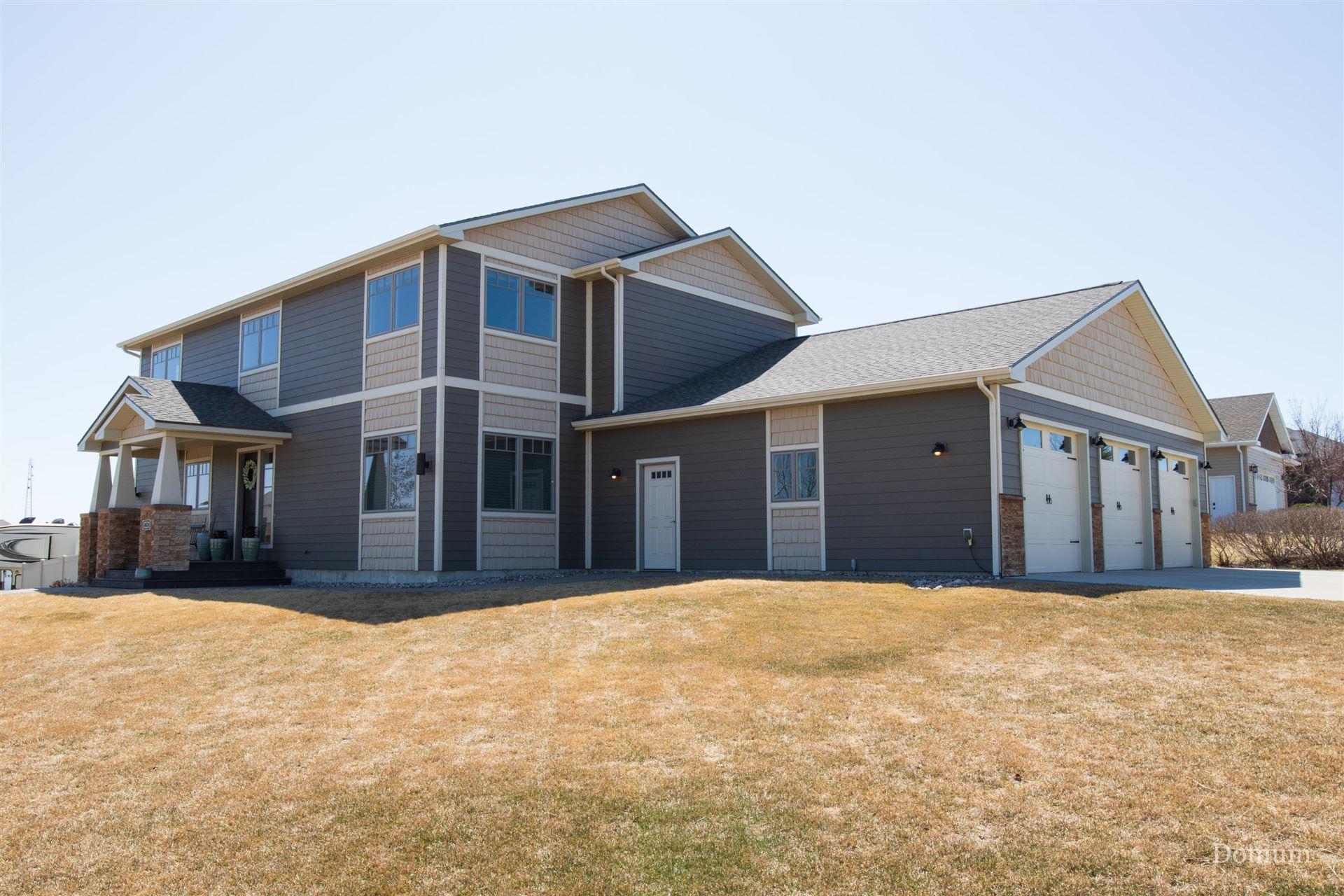 4826 Boulder Ridge Road, Bismarck, ND 58503 - #: 410582