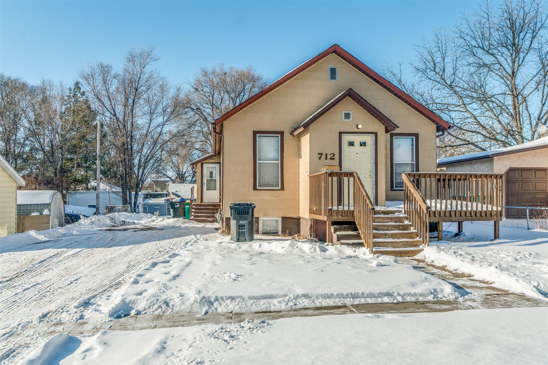 712 N 16th Street, Bismarck, ND 58501 - #: 407647
