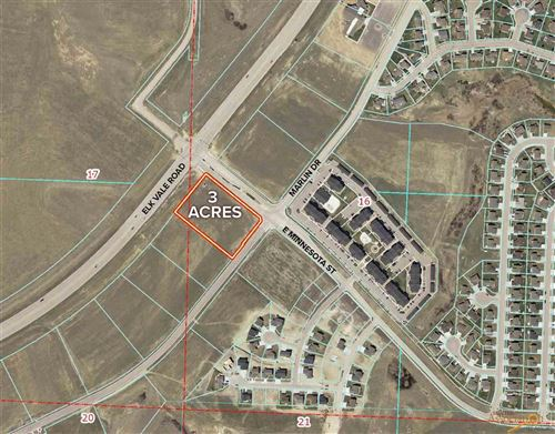 Photo of Lot 1, Block 2 MARLIN DR, Rapid City, SD 57703 (MLS # 145755)