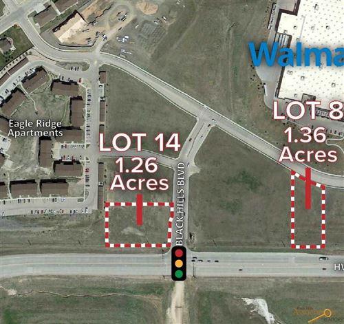Photo of Lot 14 STUMER RD, Rapid City, SD 57701 (MLS # 139958)