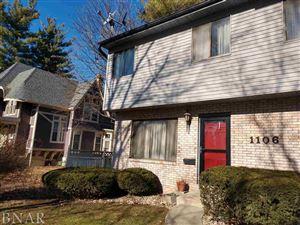 Photo of 1106 #5 E Jefferson, Bloomington, IL 61701 (MLS # 2184391)