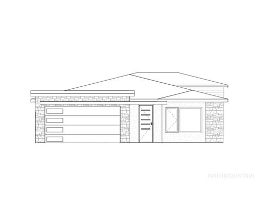 Photo of 1425 E Jade Creek St, Eagle, ID 83616 (MLS # 98750027)