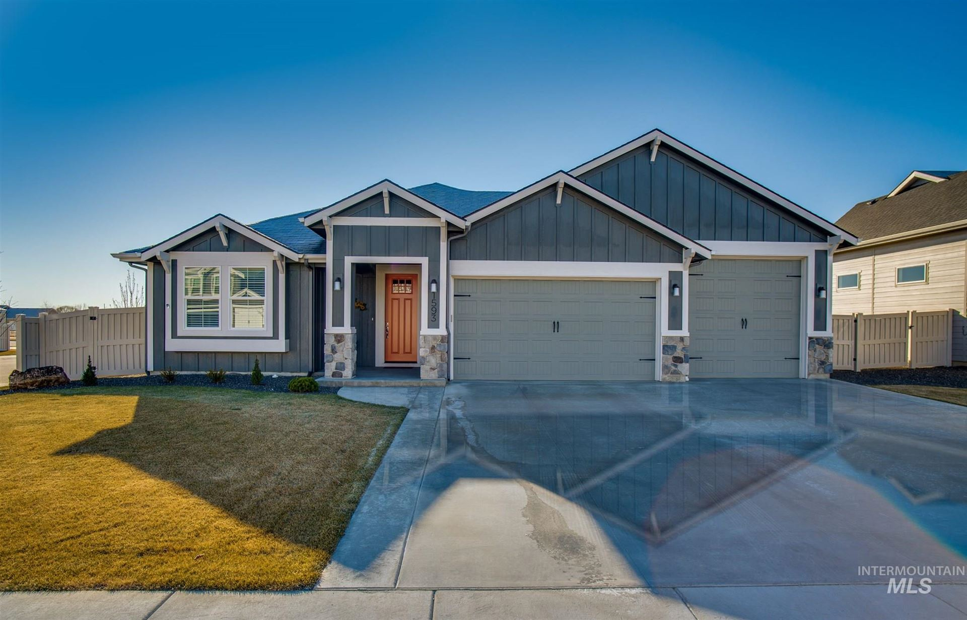 Photo of 1593 Fort Williams St, Middleton, ID 83644 (MLS # 98799044)