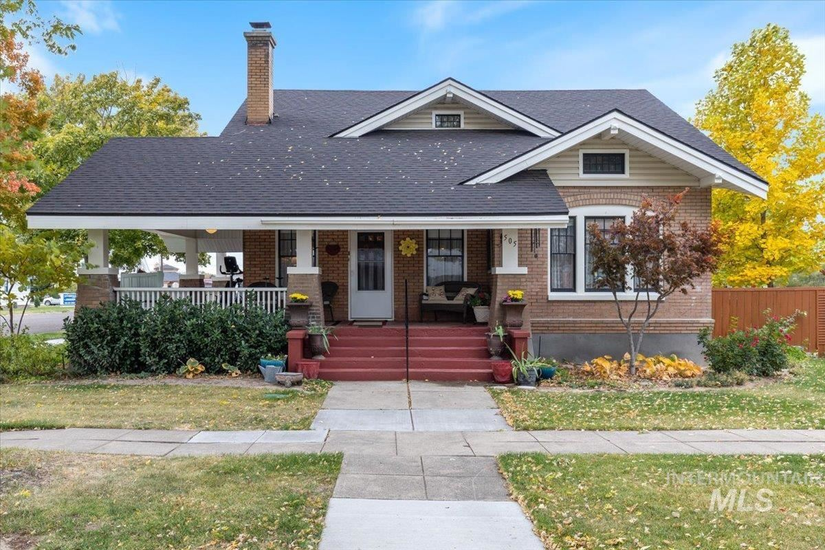 505 N 4th E, Mountain Home, ID 83647 - MLS#: 98823051