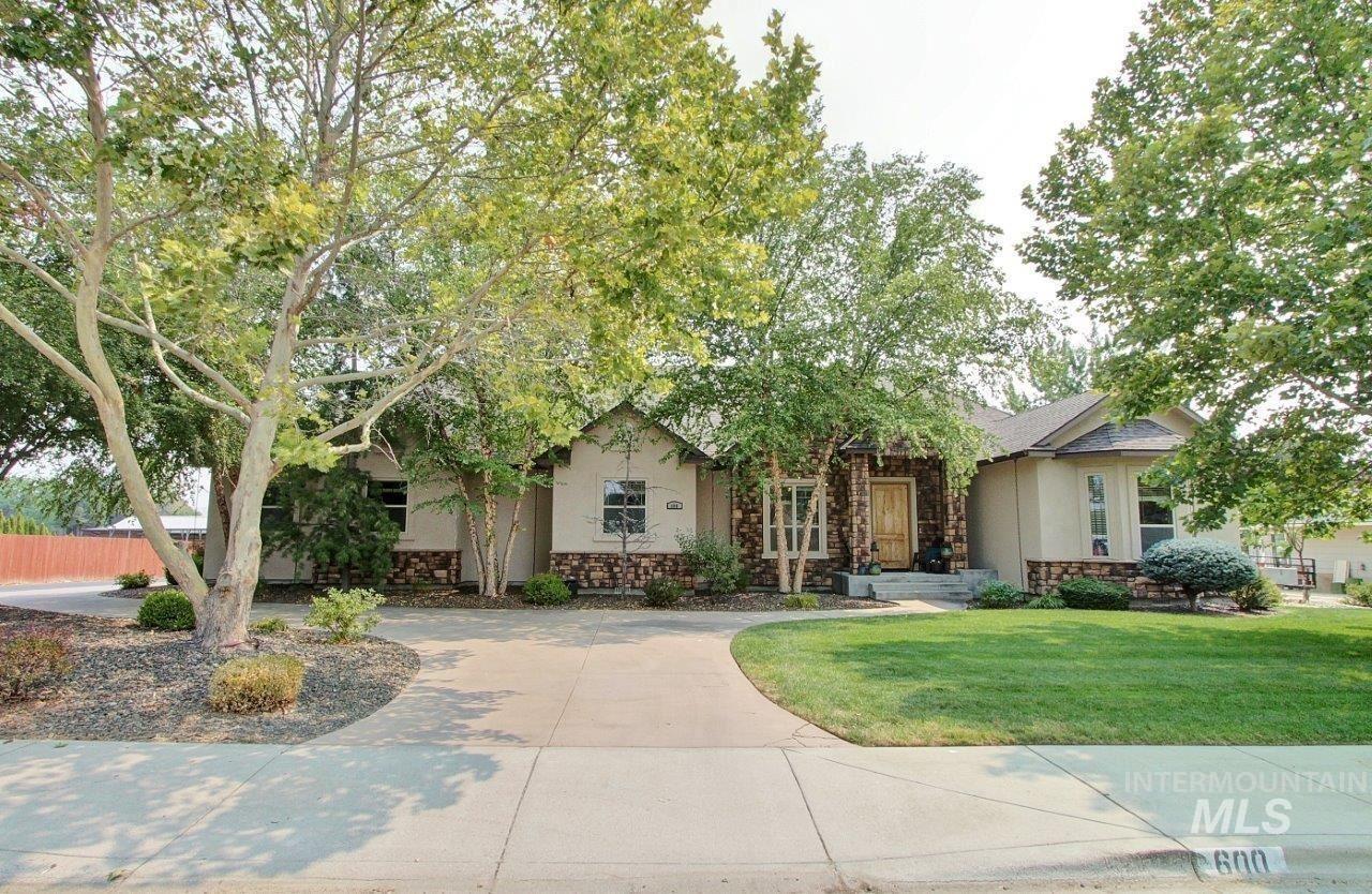 600 N Edgewood Lane, Eagle, ID 83616 - MLS#: 98816068