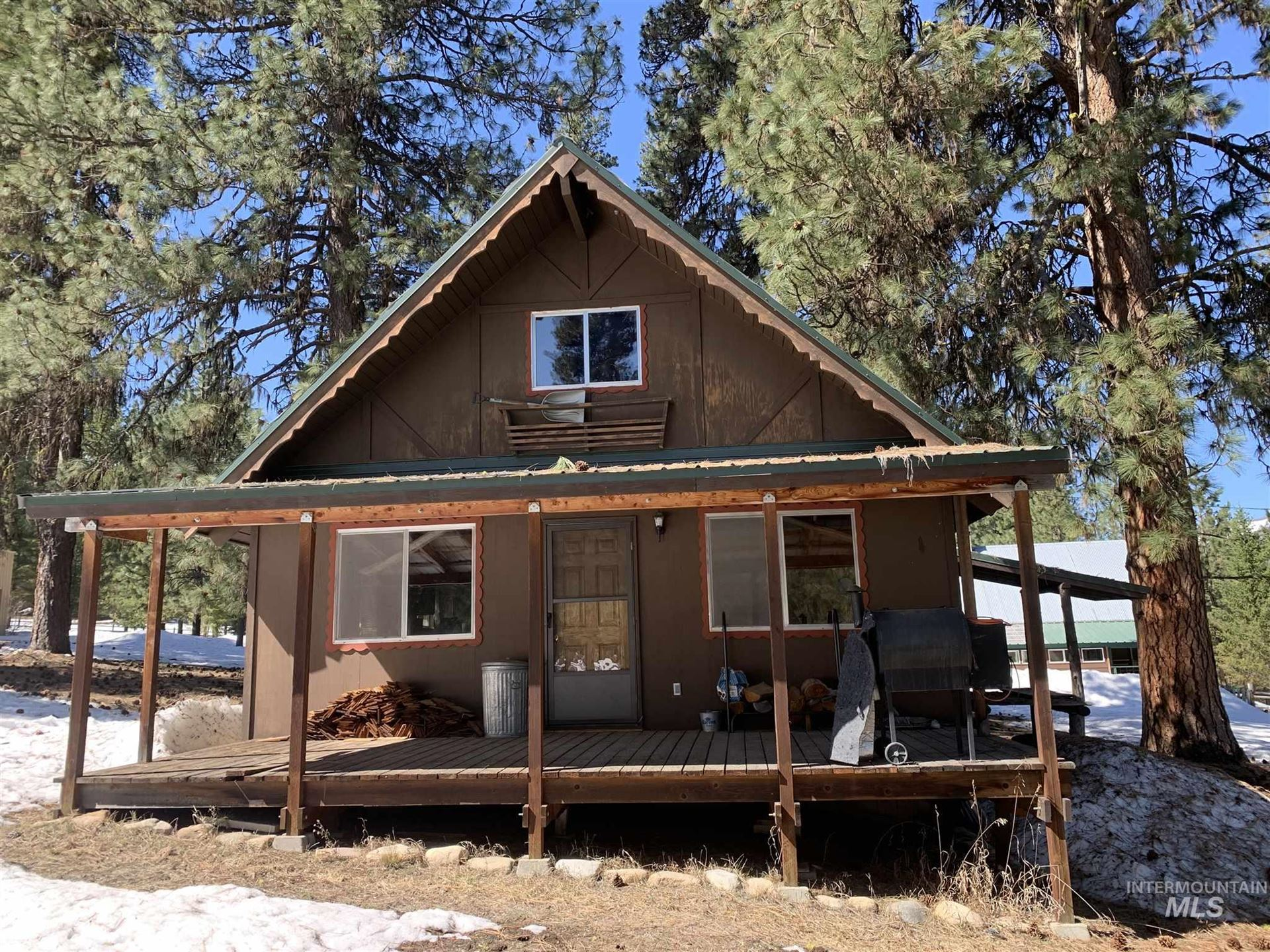 Photo of 6 Pine Drive, Lowman, ID 83637 (MLS # 98799074)