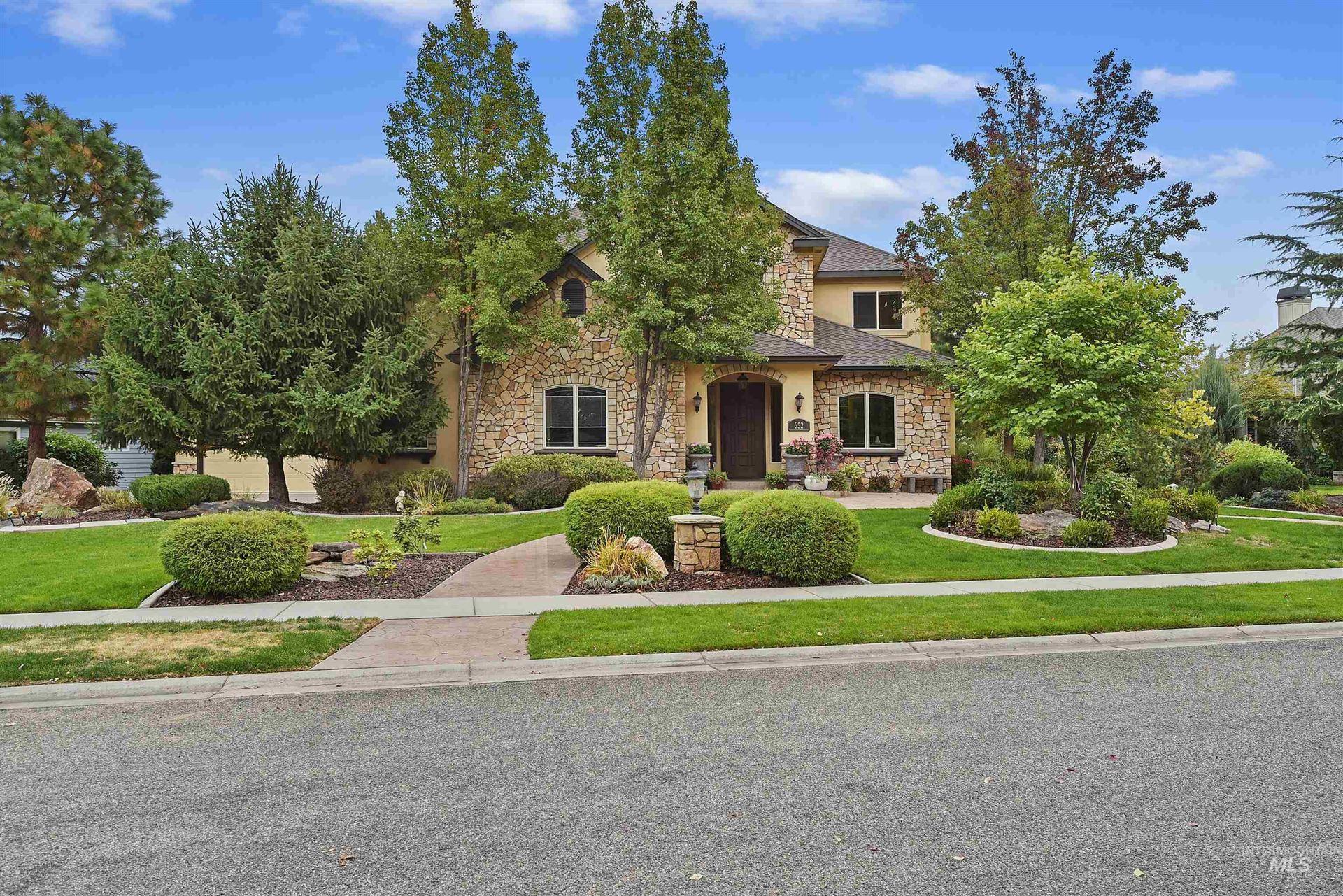 652 W Water Grove, Eagle, ID 83616 - MLS#: 98822079